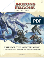Cairn of the Winter King