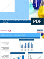 Healthcare Services in India - The Plan Ahead - Yes Bank