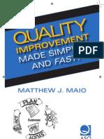QI Made Simple n Fast