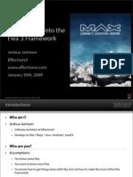 Deep Dive Flex Framework