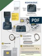 R44-2914A Datalogic Cradle QSG