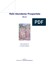 Reiki Abundenta-Prosperitate - Manual