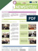 Newsletter Nr. 3 Tourismusmarketing für die Großregion