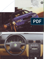 Manual Utilizator Fabia Ed Aug2002