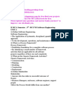MC1703 Software Engineering (3)