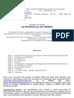 Dossier Presse PAF 2007