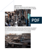 Major Slum Areas With Pictures