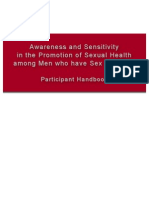 MSM Awareness Handbook Thailand