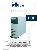 Riello Pwp Tech UPS | Power Supply | Power Inverter