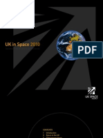 UK in space 2010