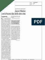 Cartoline web a Palazzo Marino con le buone idee delle altre città