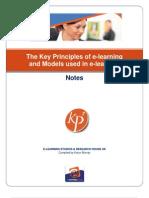 Models of E-learning