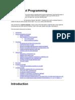 Shell Script Programming