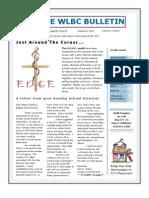 e Newsletter 08 14 11