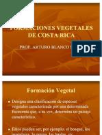 Formaciones Vegetales de Costa Rica