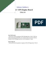 TFAG-10 User Manual