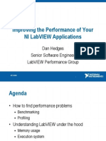Labview Improving Performance