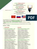 Agrothesaurus Latin Slovenian English