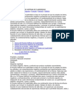Historia Del Proceso Hoffman de Cuadrinidad