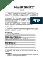 Convenio GIRETI Revisión 2009