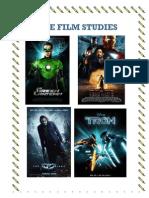 Welcome to Film Studies Gcse Homework 1