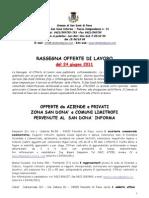 RassegnaLavoro24062011