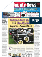 Charlevoix County News - August 11, 2011
