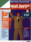 National Jurist JAN2002