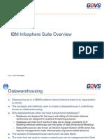 IBM Info Sphere Suite Overview