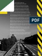 Traffic Flow by Dermot Bolger