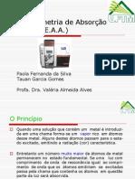 Espectrometria e Absorcao Atomica[1]