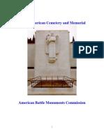 Rhône American Cemetery & Memorial – Draguignan – Var