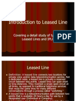Introduction to Leased Line