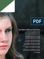Girl, Fifteen, Walking in Ronanstown by Dermot Bolger