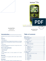 OT-800 - User Manual - English