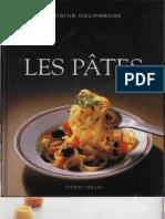 Cuisine gourmande - Les Pâtes