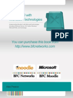 Content - Moodle 2 With Microsoft Technologies