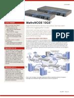 MetroNODE Datasheet