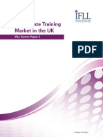Training Market in UK