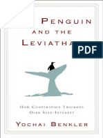 The Penguin and the Leviathan by Yochai Benkler - Excerpt