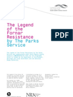 The Legend of the Fornar Resistance by The Parks Service