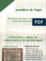 Apresentação Bibliovagos