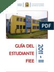 Guía del Estudiante FIEE 2011-II