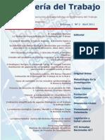 Enfermería del Trabajo, volumen 1, número 2, 2011