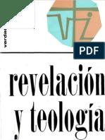 Revelacion  y  Teologia