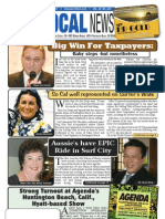The Local News — August 01, 2011