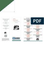 rent smart dates brochure 2011