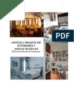 Apostila Projeto de Interiores i