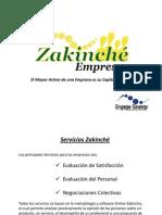 Zakinché Empresas