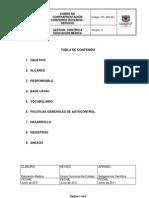 PR-395-001 Cobro de Contraprestacion Convenios Docencia - Servicio